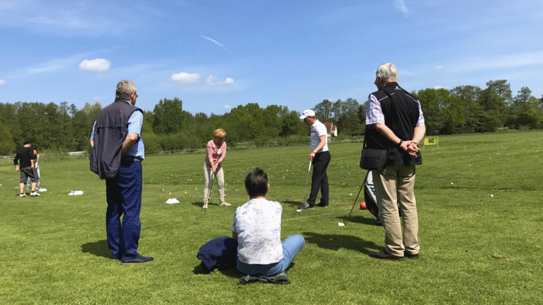 Golferlebnistag – Ein voller Erfolg!