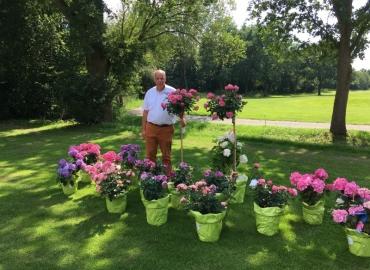 Seniorinnen: Sandau und Heindorff