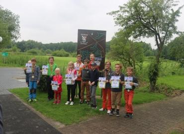 KidsCom Turnierserie macht Halt im Golfclub Isernhagen