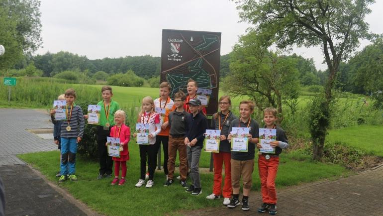 KidsCom Turnierserie im Golfclub Isernhagen