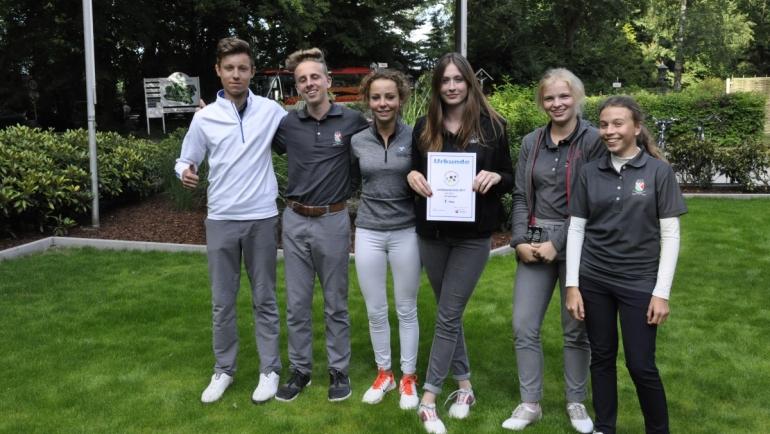 Jugend trainiert für Olympia 2017 – Landesentscheide im Golfclub Vechta-Welpe