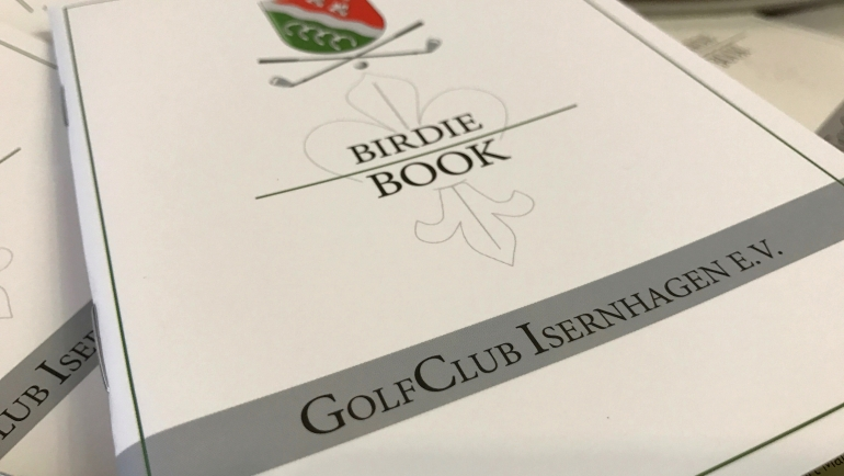 Neues Birdiebook