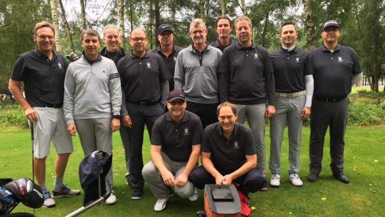 Bemerkenswerter zweiter Spieltag der AK30 Mannschaften