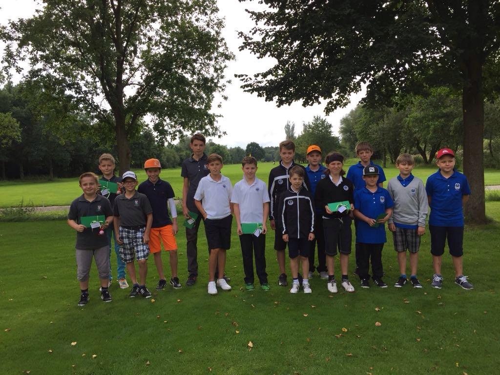 Gelungener Auftakt für die Jüngsten unserer Jugend-Clubmannschaft