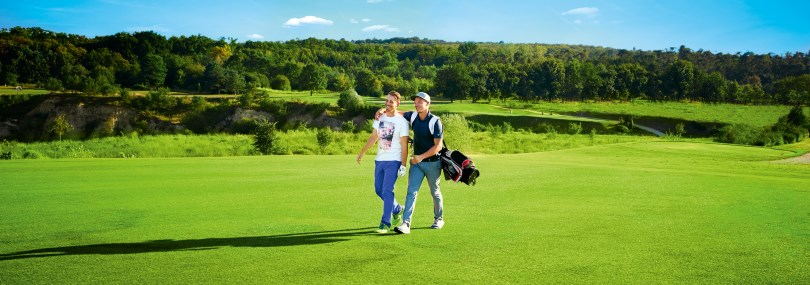 Gemeinsam golfen 2018