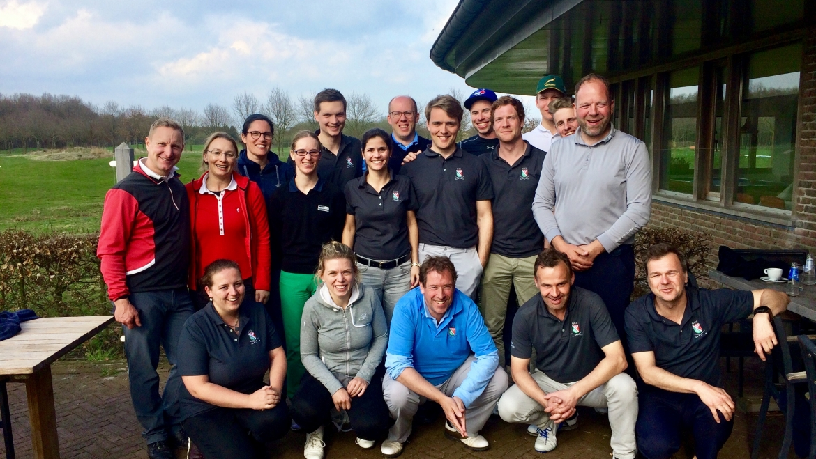 Trainingslager 2018 in Drentsche