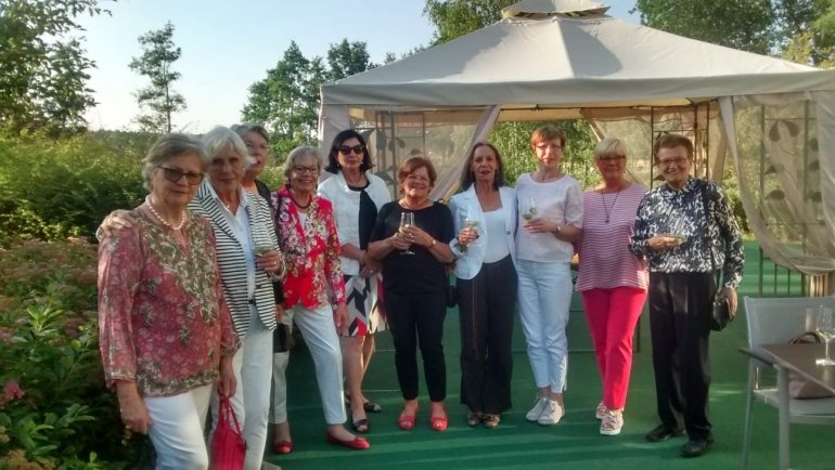 Seniorinnen-Reise nach Semlin