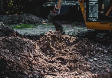 Caddyhaus – Der Bau beginnt!