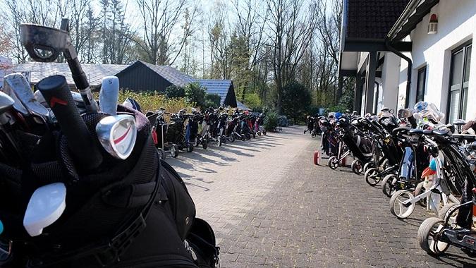 Sonne, Wärme und 74 Teilnehmer