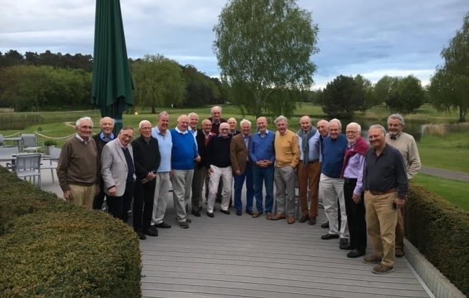 Golfreise der Senioren im GCI 2019