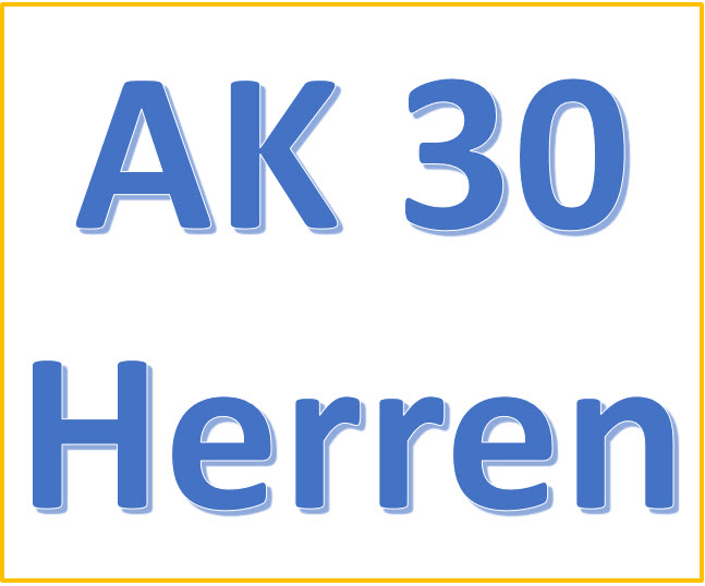 AK30 Saison erfolgreich gemeistert – Auch die Herren bleiben erstklassig.