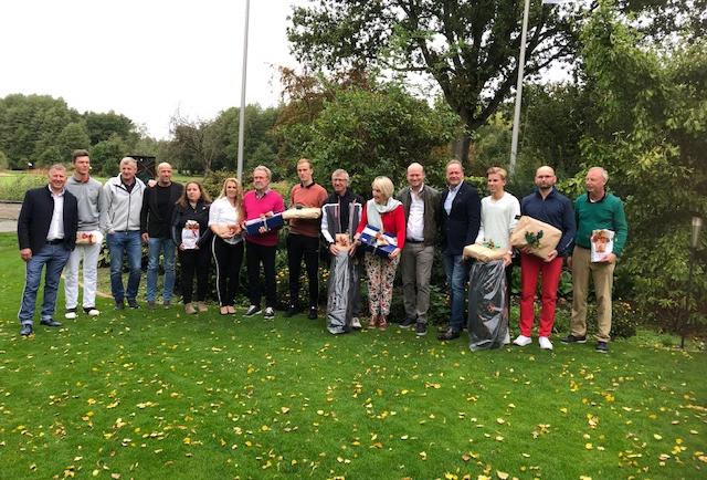 14. Benefiz-Golfturnier der Bürgerstiftung Isernhagen