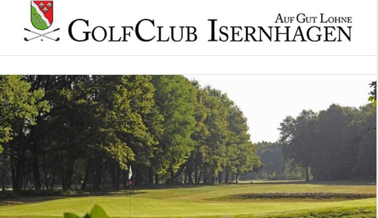 Regeln für die Wiederaufnahme Golfsport