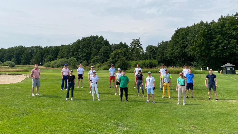 KWR-Golfprojekt im GC Isernhagen