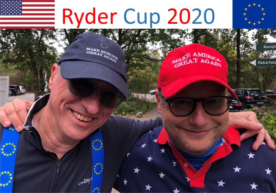 11. Ryder Cup 2020