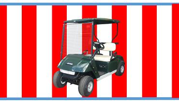 UPDATE 16. März 2021: Golf Cart Benutzung untersagt