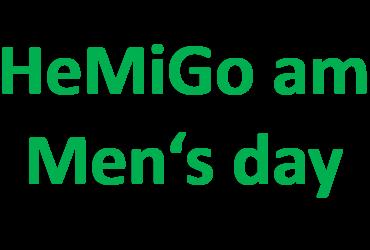 HeMiGo am Men's Day