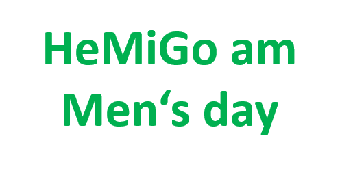 HeMiGo am Men's Day