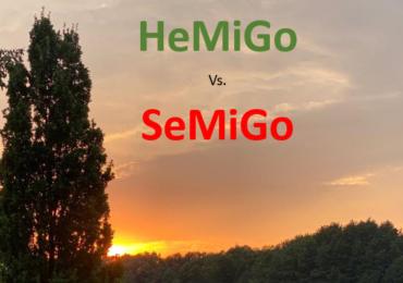 HeMiGo versus SeMiGo