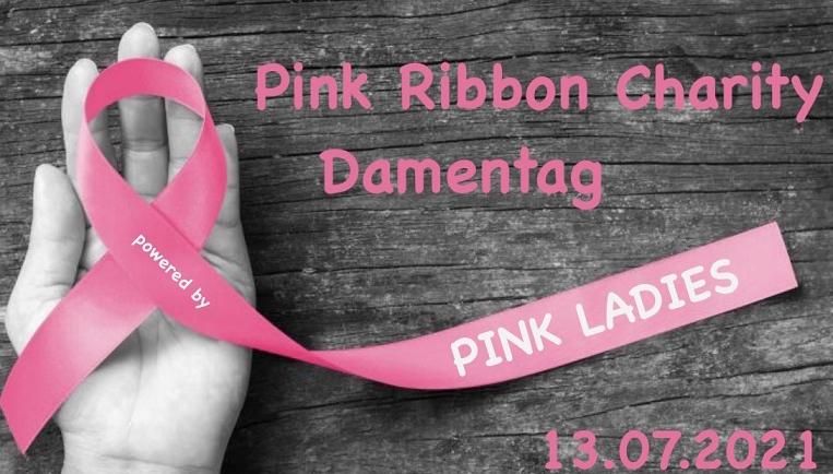 Pink Ribbon Deutschland Damentag am 13.07.2021