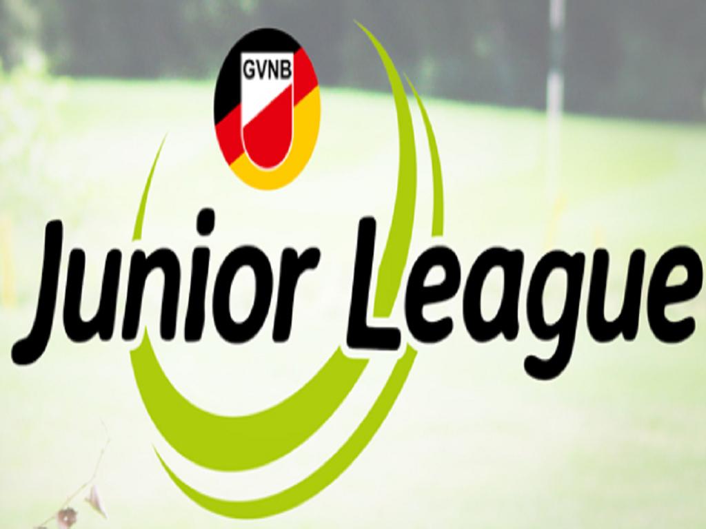 Erfolgreicher 1. Spieltag der Junior League