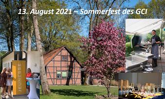 Sommerfest des Golfclub Isernhagen am 13. August 2021